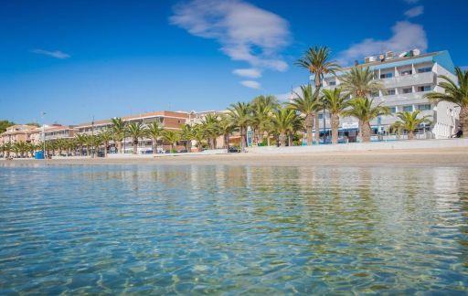 Verano a pie de playa en la Costa Cálida