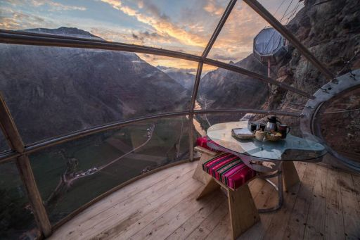 Spectaculaire accommodatie in Peru!