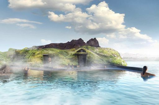 Check Out Iceland's New Lagoon