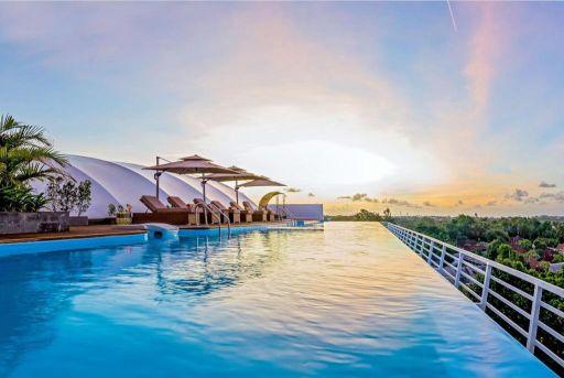 Nuit en hôtel 4* à Bali à moins de 10€