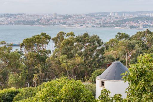 Logez dans un moulin à Lisbonne