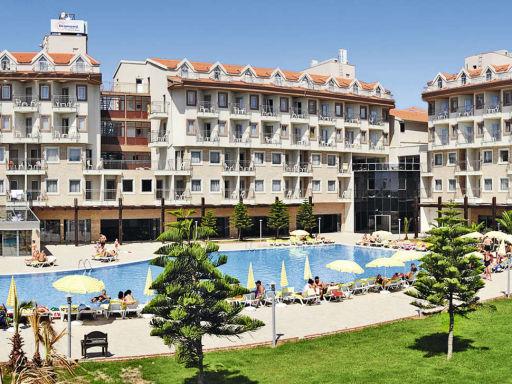 All inclusive in Diamond Beach Hotel in Turkije