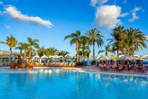 Vacaciones en Gran Canaria en hotel Meliá 5* a pie de playa con desayunos