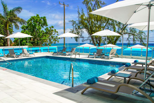 50% off! All-inc adults-only Barbados week w/flights & balcony hot tub