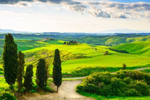 Gewinne deine Traumvilla in der Toskana