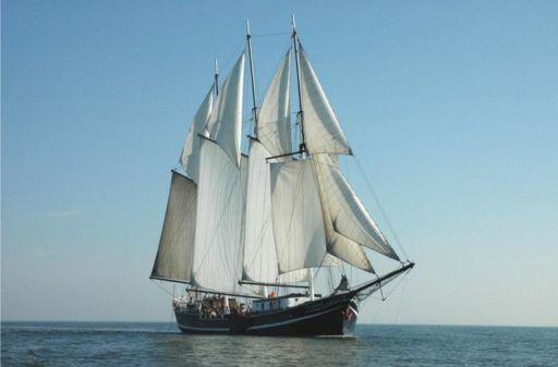 Schitterende zeilreis op historische boot