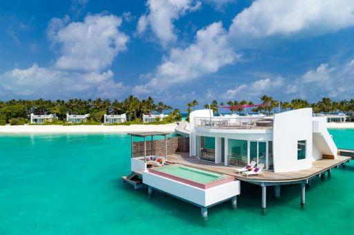 Het mooiste resort op de Malediven