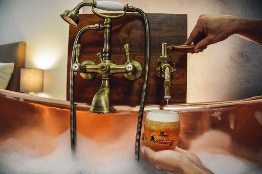 Bierflatrate im eigenen Hotelzimmer 🍻
