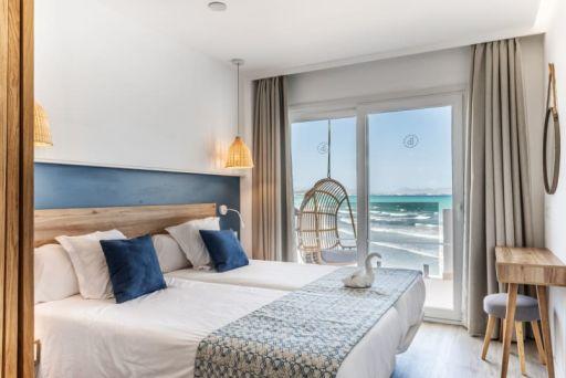 MEDIA PENSIÓN en Mallorca en hotel 4* a pie de playa
