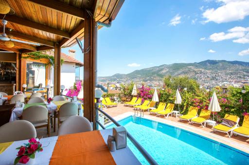 Hôtel 4* avec vue panoramique en Turquie
