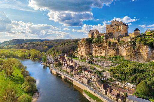 La Dordogne et les plus beaux villages de France
