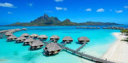 5* hotel na Bora Bora