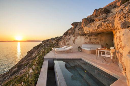 Cap Rocat 5*: una antigua fortaleza convertida en hotel de lujo