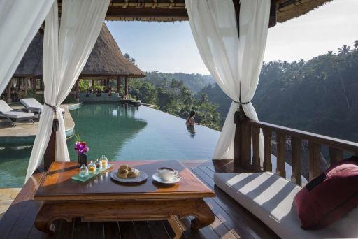 Beleef het Viceroy Bali resort!