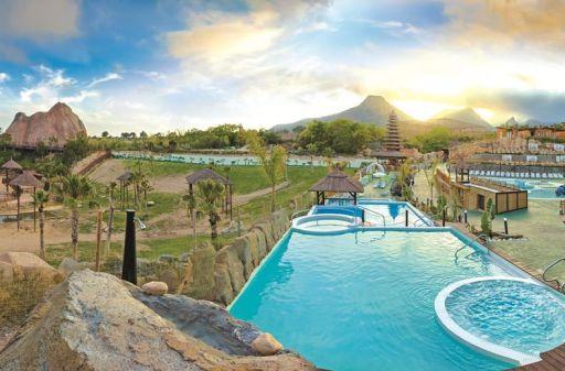 Magic Natura Waterpark Resort in Spanje!