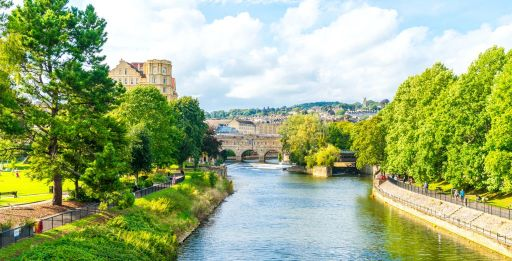 4* bed and breakfast stay in Bath