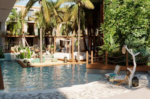 Sensationeel resort op Ibiza