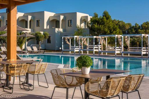 Neues Boutique-Hotel mit nur 36 Zimmern auf Kreta