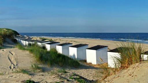Lekker uitwaaien op Texel!
