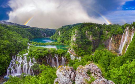 Abenteuer Kroatien: Roadtrip zu Wasserfällen & Strandbuchten