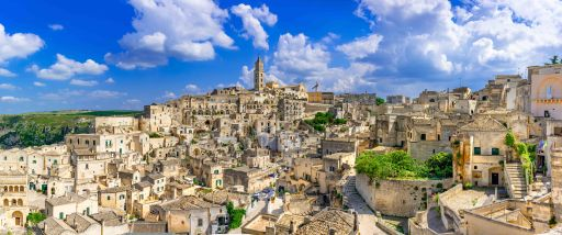 Visitez les Pouilles et la Basilicate