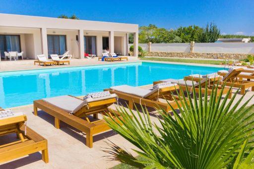 Juniorsuite mit privatem Pool im Luxushotel auf Thassos!