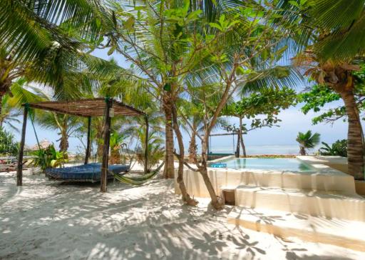 Hébergements de folie à Zanzibar