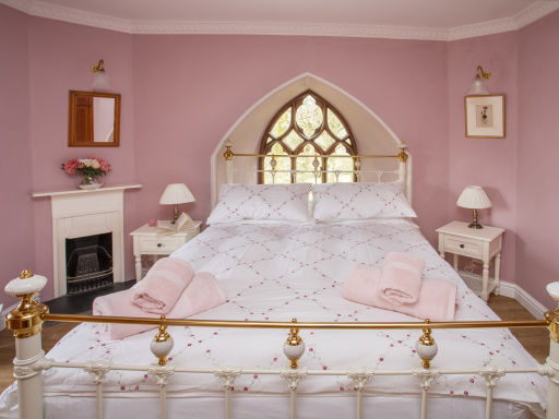 You can book to stay in a Rapunzel style tower right here in the UK