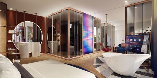 El nuevo Hard Rock Hotel Madrid 4*