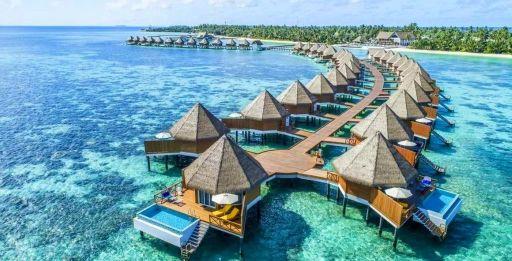 TODO INCLUIDO en Maldivas. 5 noches en villa sobre el agua