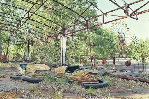 Stedentrip naar Kiev met dagexcursie Tsjernobyl!