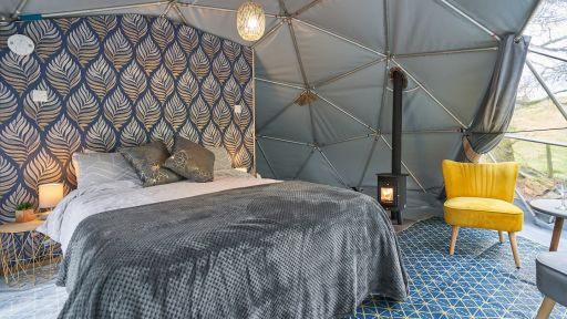 Romantic 2nts glamping staycation on the edge of the Lake District