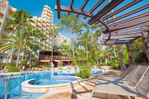 Chillen in goed resort op Gran Canaria