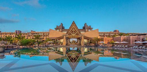 Un resort de lujo inspirado en África