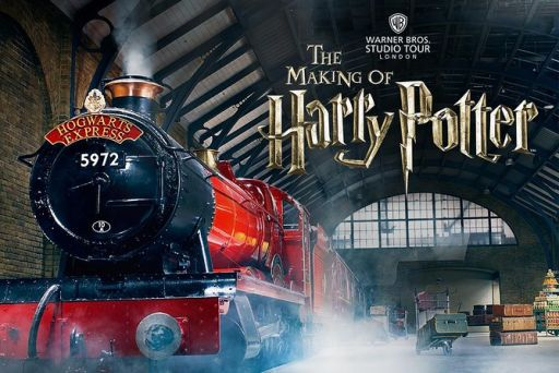 Overnight London hotel stay with Harry Potter Studio tour!
