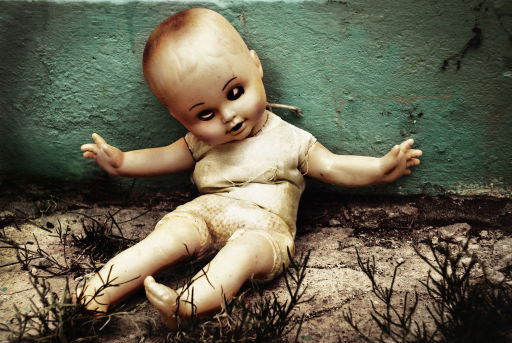 There's a whole ISLAND of MUTILATED DOLLS in Mexico