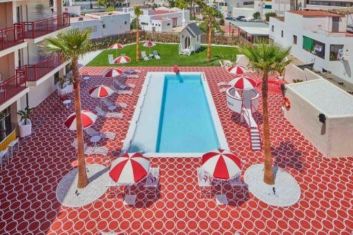 """En este hotel """"lo que pasa en Ibiza se queda en Ibiza"""""""