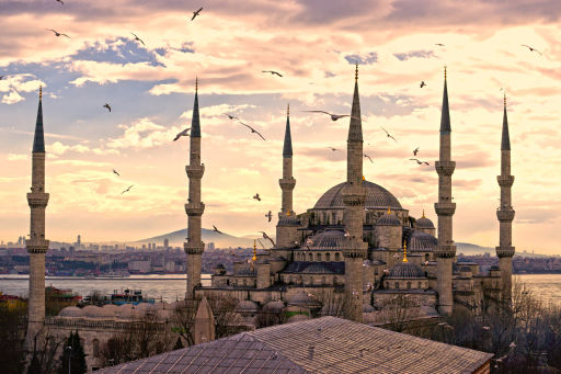 Istanbul is calling!