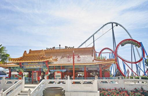 🎠  Puente de Diciembre en PortAventura World: hotel 4* o 5* + entrada a PortAventura y Ferrari Land