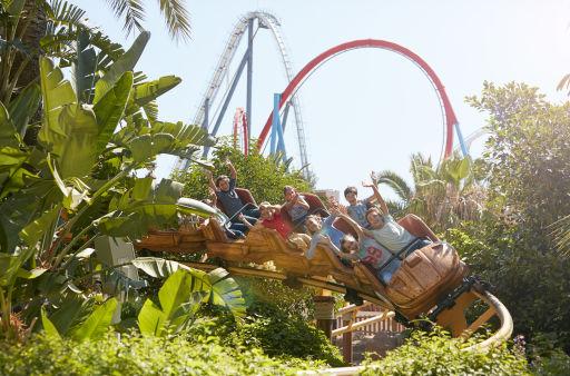 Ofertas de Verano en PortAventura World: hotel 4* con acceso a los parques