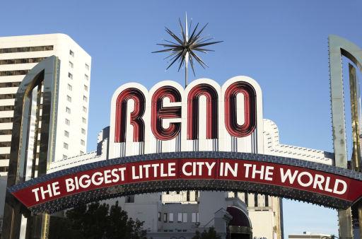Nonstop jetBlue or Delta Flights to Reno
