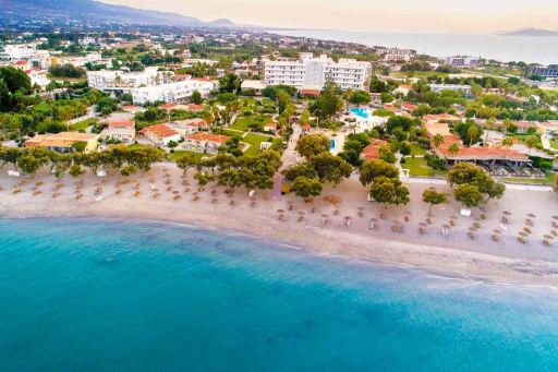4° Beach Resort auf Kos NUR 20€ p.P.