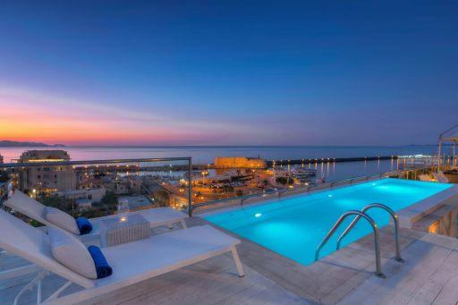 5-Star Greek Island Hotel