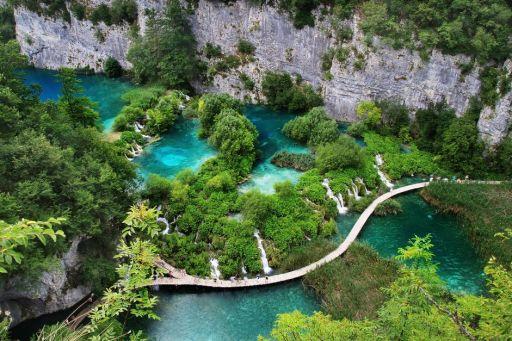 Kroatiens ältester Nationalpark