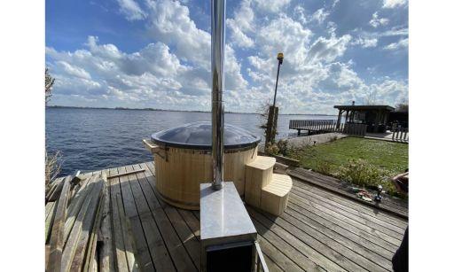 Paradijselijk plekje op het water!