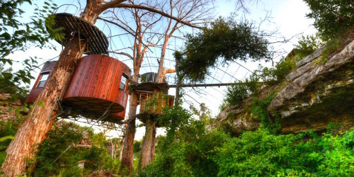 Texas Zipline & Treehouse Resort