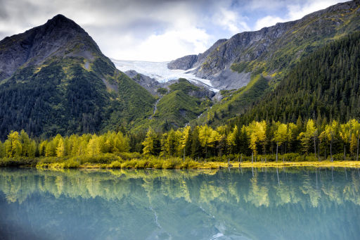 Nationwide Flights to Alaska This Summer & Fall