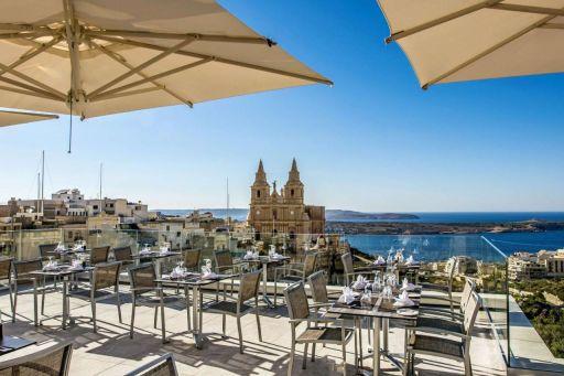 4 or 7nts in Malta incl. flights plus 4* hotel
