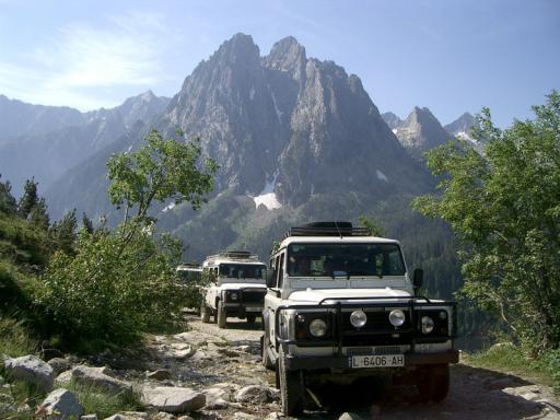 Excursión en 4x4 al Parque Nacional de Aigüestortes + hotel