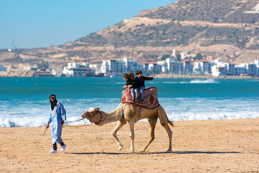 All-inc 4* Morocco holiday nr beach with flights & hotel